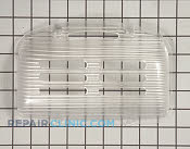 Light Lens Cover - Part # 1370728 Mfg Part # MCK30060901