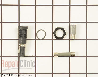 Line Fuse and Holder (OEM)  8801354