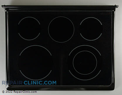 Glass Cooktop 316456258       Main Product View