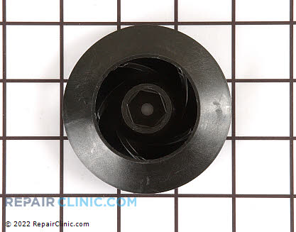 Whirlpool Wash Impeller