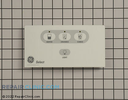 Dispenser Control Board (OEM)  WR55X10443 - $93.65