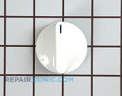 Selector Knob - Part # 912215 Mfg Part # WH01X10141