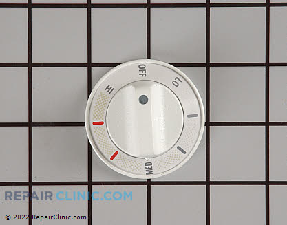Control Knob WB3K5248 Main Product View