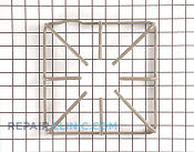 Burner Grate - Part # 257865 Mfg Part # WB31K10018