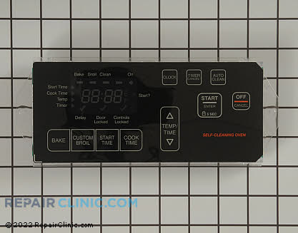 Oven Control Board 6610455         Main Product View