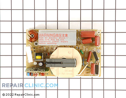 Kitchenaid Microwave Inverter Board