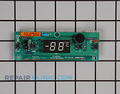 User Control and Display Board - Part # 1056869 Mfg Part # 216979600