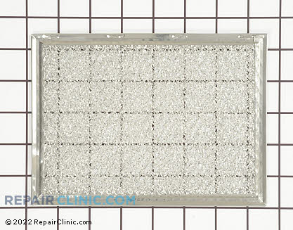 Grease Filter W10181505 Main Product View