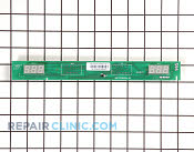 User Control and Display Board - Part # 1468995 Mfg Part # W10207861