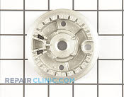 Surface Burner Base - Part # 1471869 Mfg Part # W10194076