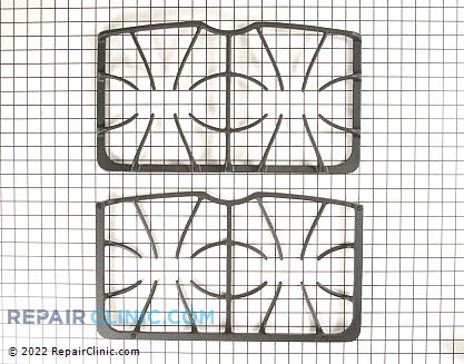 Burner Grate 318221638 Main Product View