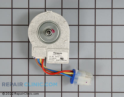 Evaporator Fan Motor 241509402 Main Product View