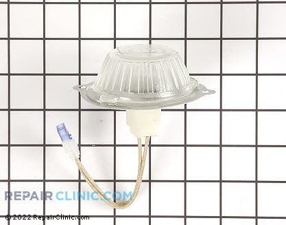 Ge Halogen Lamp Assembly