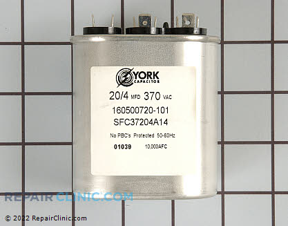 Capacitor 160500720101    Main Product View
