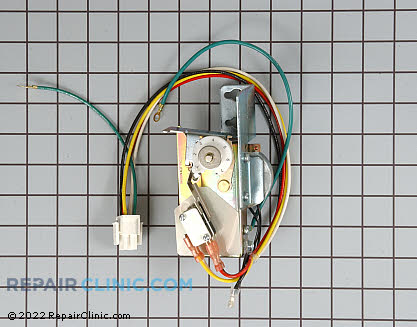 Frigidaire Washing Machine Start Switch
