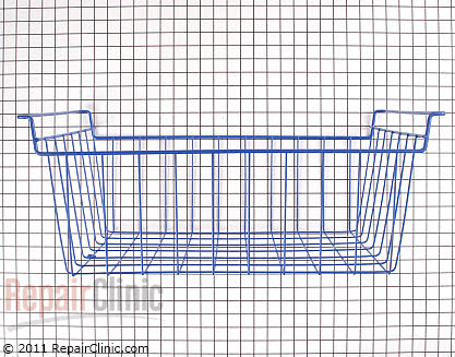 Maytag Freezer Basket