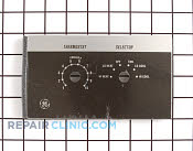Control  Panel - Part # 878107 Mfg Part # WJ07X10008