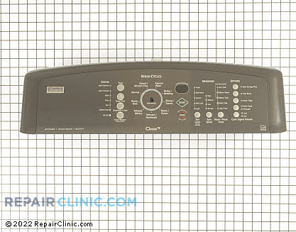 Touchpad and Control Panel (OEM)  W10034430