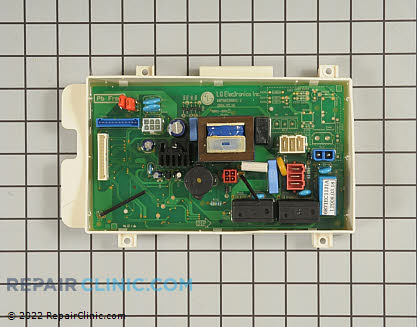 Main Control Board (OEM)  6871EC1121A