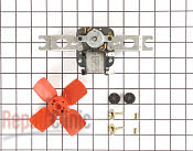 Evaporator Fan Motor - Part # 2631 Mfg Part # 482731