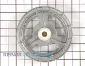 Pulley - Part # 533635 Mfg Part # 34921
