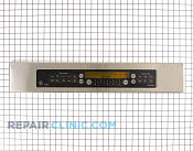 Touchpad and Control Panel - Part # 911541 Mfg Part # WB36T10440