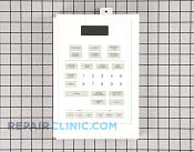 Touchpad and Control Panel - Part # 651619 Mfg Part # 56001263
