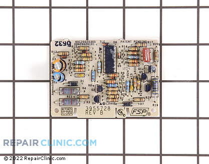 Temperature Control Board (OEM)  3955728