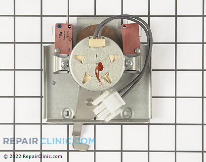 Door Lock Motor and Switch Assembly (OEM)  WB14T10018