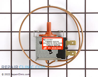Temperature Control Thermostat (OEM)  WJ28X10013 - $20.90