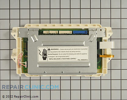 User Control and Display Board (OEM)  WE04X10105 - $297.30