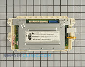 User Control and Display Board - Part # 1089001 Mfg Part # WE04X10105