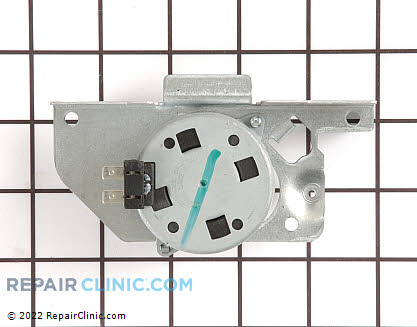 Door Lock Motor and Switch Assembly (OEM)  W10107820