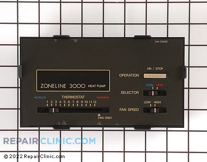 Touchpad and Control Panel (OEM)  WP29X9