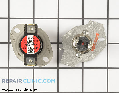 Thermal Cut Out Fuse Kit 279769 Main Product View