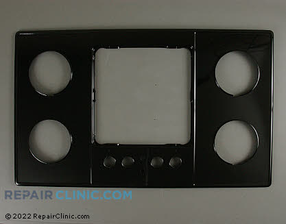 Thermador Stove Metal Cooktop