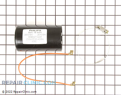 Capacitor 258P3 Main Product View