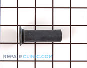 Drain fitting heat shield - Part # 448140 Mfg Part # 2172811