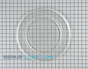 Glass Tray - Part # 1087517 Mfg Part # WB49X10135