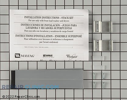 Stacking Kit (OEM)  8541503 - $18.00