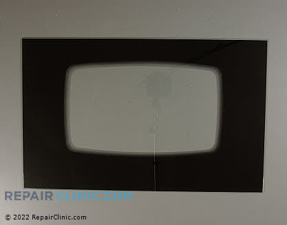 Outer Door Glass (OEM)  12002395