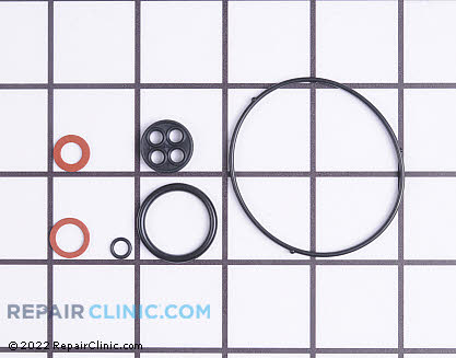 Gasket Set, Honda Power Equipment Genuine OEM  16010-ZE1-812