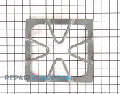 Grate  (gray (des. wht mdl)) - Part # 503631 Mfg Part # 3188810