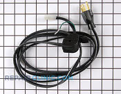 Power Cord - Part # 1472479 Mfg Part # WE26M341