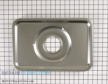 Burner Drip Pan 318198100       Main Product View