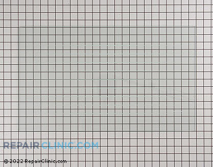 Shelf Glass (OEM)  WR32X10127
