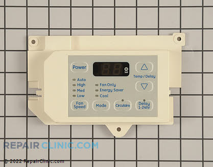 Touchpad and Control Panel (OEM)  WJ07X10208