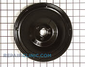 Burner Drip Bowl - Part # 1086762 Mfg Part # WB31K10123