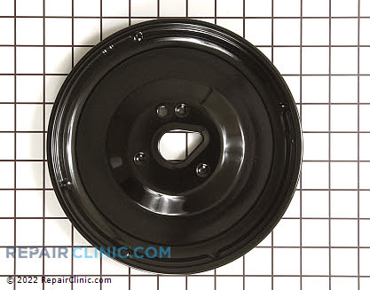 Burner Drip Bowl (OEM)  WB31K10124 - $6.35