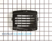 Vent Grille - Part # 1167408 Mfg Part # WB31T10124